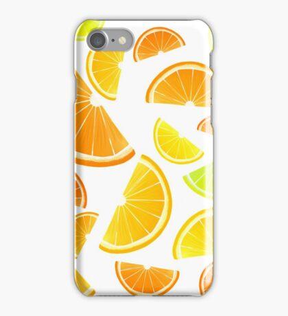 Citrus Blast iPhone Case/Skin