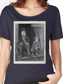Charlie Chaplin Women's Relaxed Fit T-Shirt
