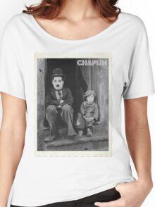 Charlie Chaplin Women's Relaxed Fit T-Shirt