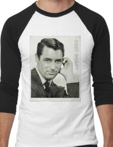 Cary Grant Men's Baseball ¾ T-Shirt