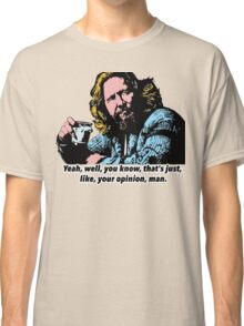 The Big Lebowski and Philosophy 1 Classic T-Shirt