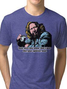 The Big Lebowski and Philosophy 1 Tri-blend T-Shirt