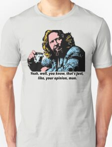 The Big Lebowski and Philosophy 1 Unisex T-Shirt