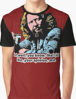 The Big Lebowski and Philosophy 1 Graphic T-Shirt
