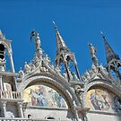 St. Mark's Basilica by phil decocco