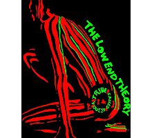 The Low End Theory - A Tribe Called Quest Photographic Print