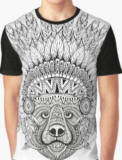 Bear Graphic T-Shirt