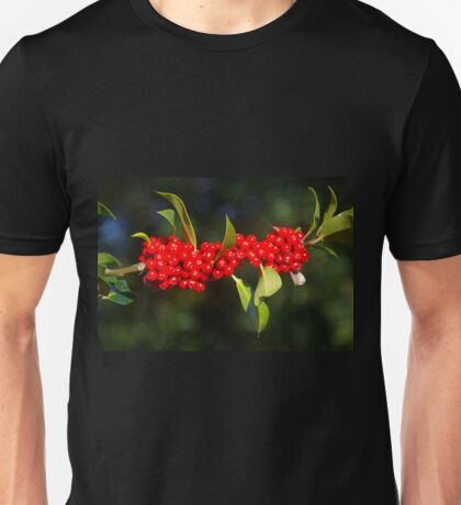 Herald Of A Harsh Winter Unisex T-Shirt