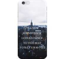 NEW SOUNDTRACK iPhone Case/Skin