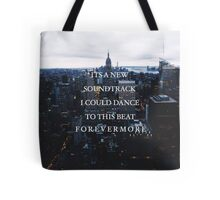 NEW SOUNDTRACK Tote Bag