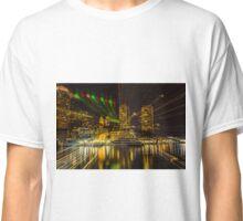 Christmas Light of Boston  Classic T-Shirt