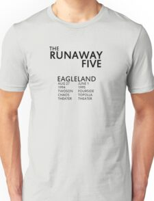 Earthbound - The Runaway Five Unisex T-Shirt