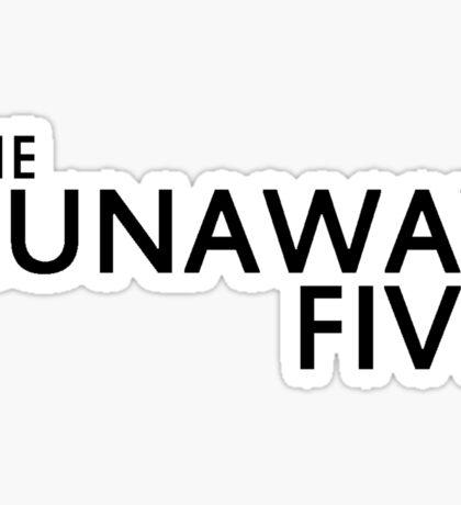 Earthbound - The Runaway Five Sticker