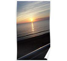 burnham sunset take 2 Poster