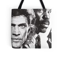 Lethal Weapon Tote Bag