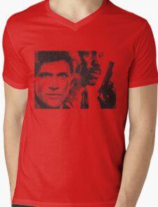 Lethal Weapon Mens V-Neck T-Shirt
