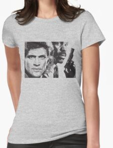 Lethal Weapon Womens Fitted T-Shirt