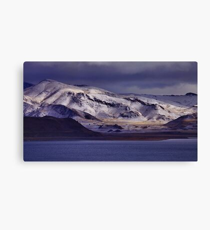 Anaho Island Canvas Print