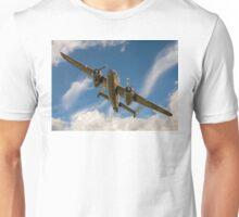 B-25J Mitchell 44-29507 N320SQ 'Sarinah' Unisex T-Shirt