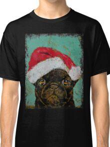 Santa Pug Classic T-Shirt