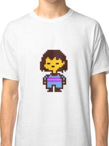 Frisk- Undertale Classic T-Shirt