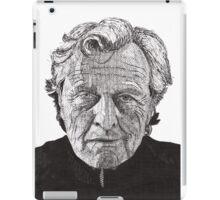 Rutger iPad Case/Skin