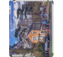 Working From Home iPad Case/Skin