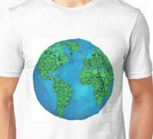 Earth Mandala  Unisex T-Shirt