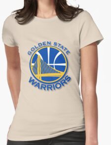 Golden State Womens Fitted T-Shirt