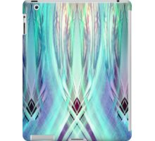 Abstract Pastel - Stained Glass iPad Case/Skin