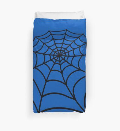 Spider webs Duvet Cover