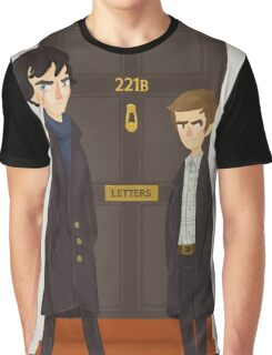 221b Graphic T-Shirt