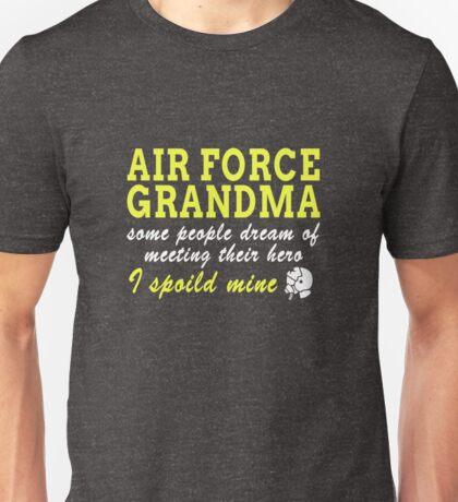 Air Force Grandma Unisex T-Shirt