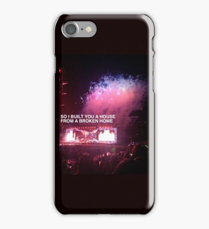 One direction phone case iPhone Case/Skin