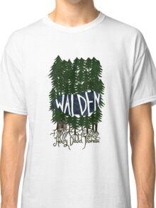 Walden (colour) Classic T-Shirt