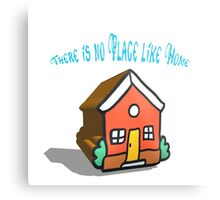 There is no place like home (Dorothy, Wizard of Oz) Metal Print