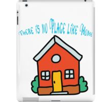 There is no place like home (Dorothy, Wizard of Oz) iPad Case/Skin