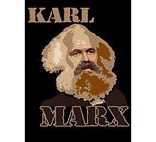 Karl Marx Photographic Print