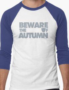 Beware the Winds of Autumn Men's Baseball ¾ T-Shirt