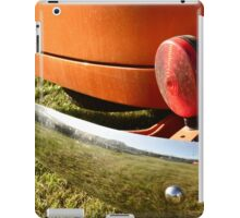 Chevy panel truck bumper iPad Case/Skin