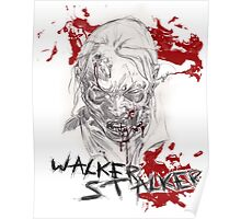 The Walking Dead - Walker Stalker Poster