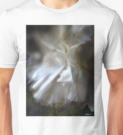 GHOSTLY CARNATION Unisex T-Shirt