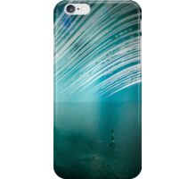 6 month exposure overlooking the Beachy head lighthouse. iPhone Case/Skin