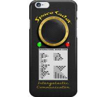 Space Cadet Retro Walkie Talkie Phone Case! iPhone Case/Skin