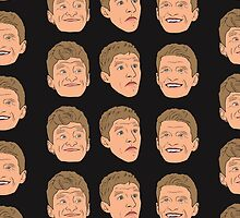 Thomas Müller Faces by palomedridista
