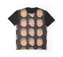 Thomas Müller Faces Graphic T-Shirt