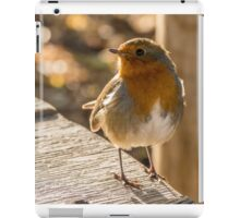 Table Manners iPad Case/Skin