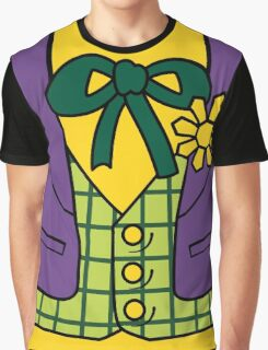 The Joker - LEGO DC Heroes Costume Graphic T-Shirt