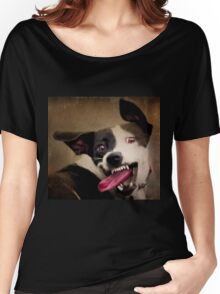WARNING: OBAMA'S COMING FOR YOUR CHEW TOYS Women's Relaxed Fit T-Shirt