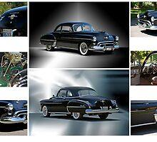 1950 Oldsmobile Rockett 88 Coupe by DaveKoontz